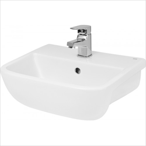 Hudson reed - Aria Semi Recessed Basin 420 x 345mm