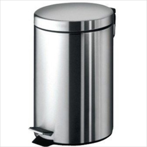 Bathroom Origins - Gedy Pedal Bin 5 Litre