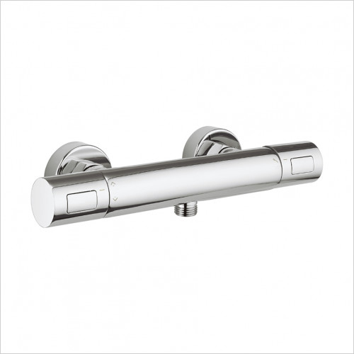 Crosswater - Bathrooms - Exposed Thermostatic Shower Mixer