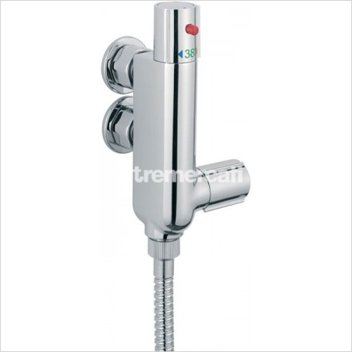 Tremercati - Vertical Thermostatic Shower Valve