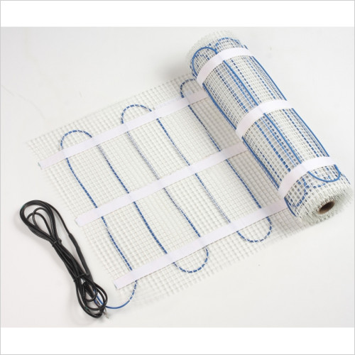 Scudo Bathrooms - 2m2 Underfloor Heating Mat - 300 Wattage