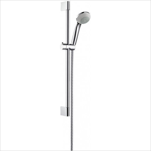 Hansgrohe - Bathrooms - Crometta 85 1Jet/Unica Crometta Set 0.65m