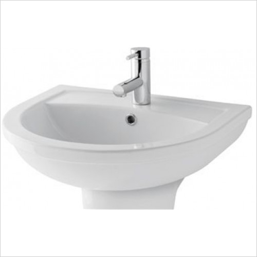 Eastbrook - Dura Basin 450mm 1TH Including Fittings