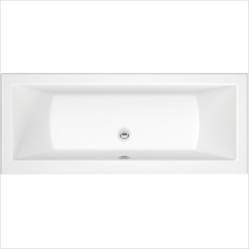 Moods - Solarna Luxury Double End Bath 1700 x 750mm 0TH