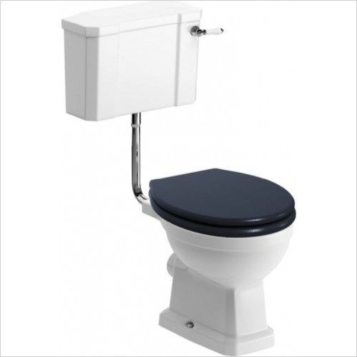 Moods - Sherbourne Low Level WC & Soft Close Seat