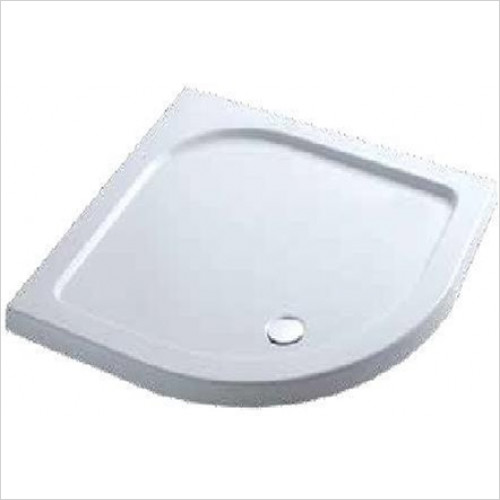 Eastbrook - Volente Quadrant ABS Stone Resin Tray 800mm