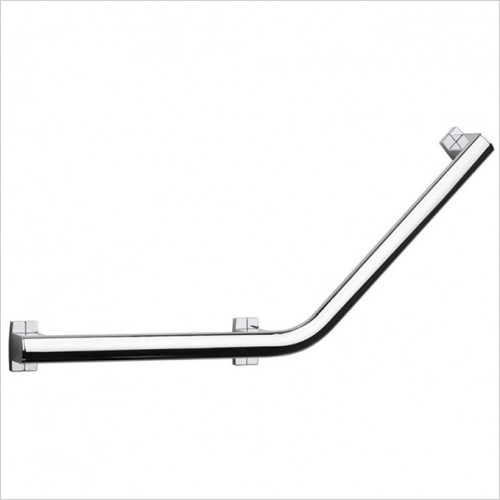 Abacus - Arsis Angled Grab Bar 400mm