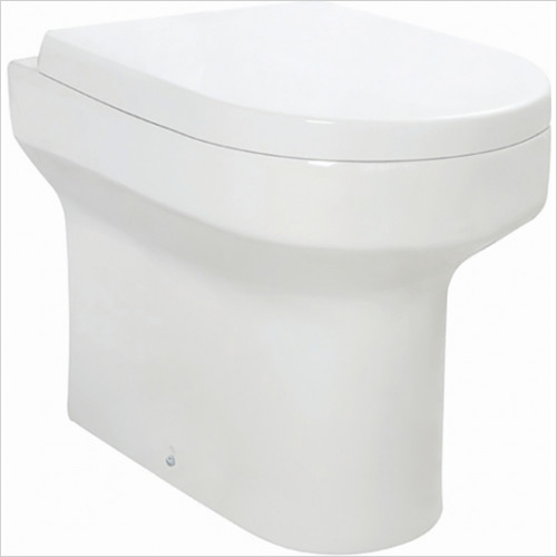 Scudo Bathrooms - Spa Back to Wall Toilet
