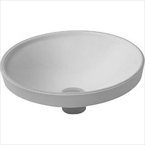 Duravit - Bathrooms - Architec Undercounter Basin 370mm Circular