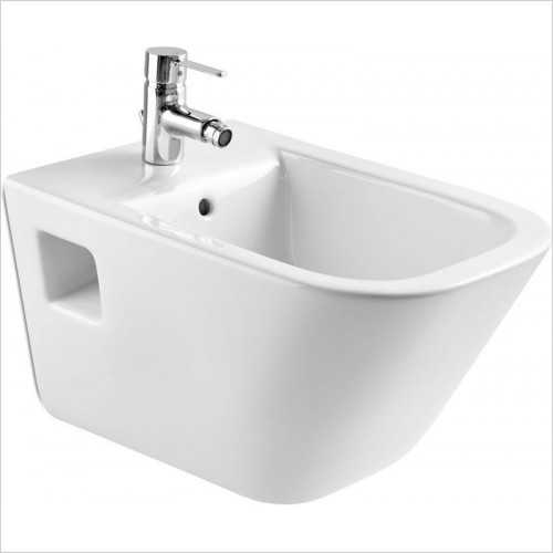 Roca - The Gap Wall Hung Bidet 1TH