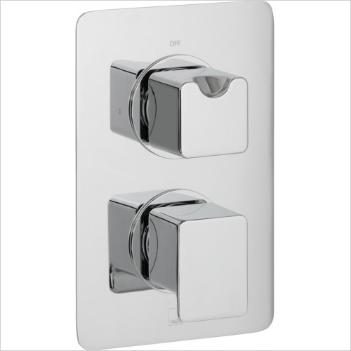 Vado - Bathrooms - Phase Single Outlet Trim For 148D Thermostatic Valve