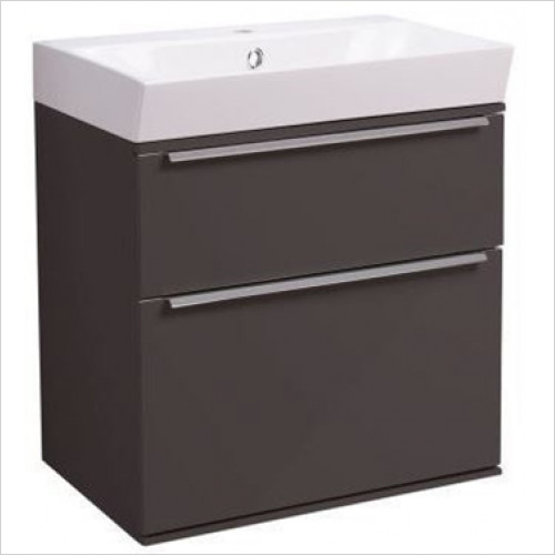 Roper Rhodes - Scheme 500mm Wall Mounted Double Drawer