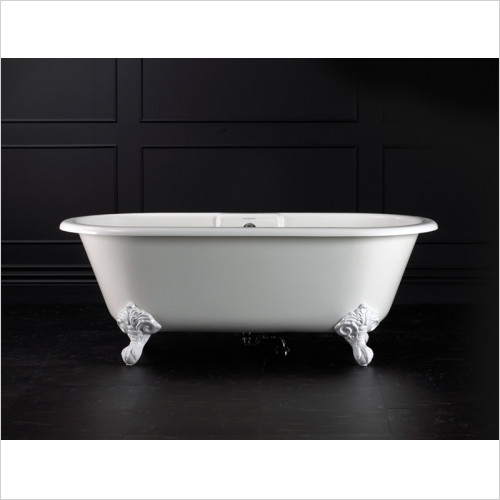 Victoria & Albert - Cheshire Freestanding Bath With Overflow