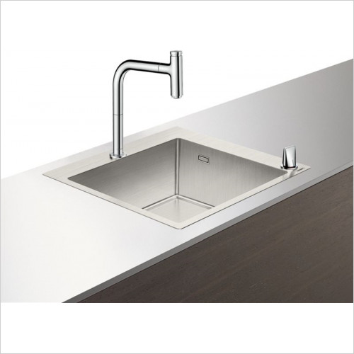 Hansgrohe - Bathrooms - C71-F450-06 Sink Combination 450mm