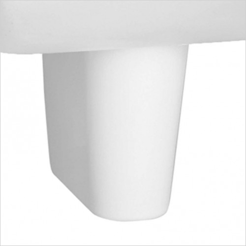 Vitra Bathroom Collection - S50 Small Semi Pedestal For Use With 5313 Basins
