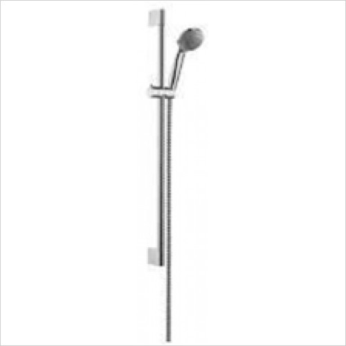 Hansgrohe - Bathrooms - Crometta 85 Vario/Unica Crometta Set 0.65m