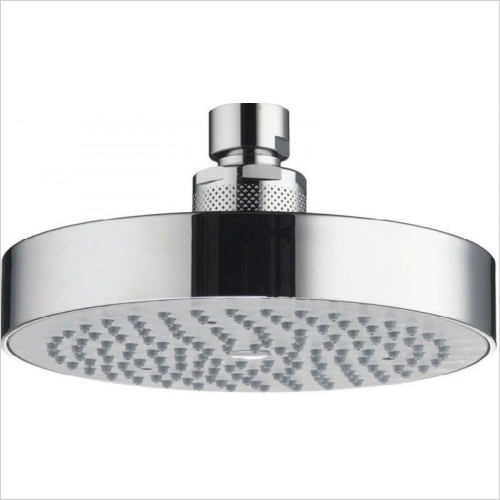 Ilux and HiQ - Options 140mm Round Drench Head