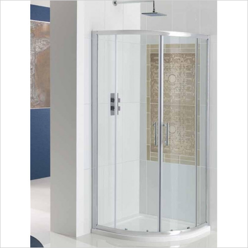 Eastbrook - Cotswold Vulcan Quadrant Enclosure 800mm
