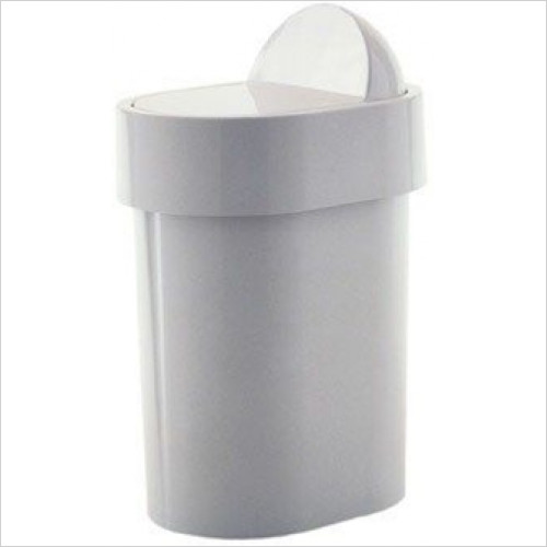 Bathroom Origins - Gedy Swing Bin