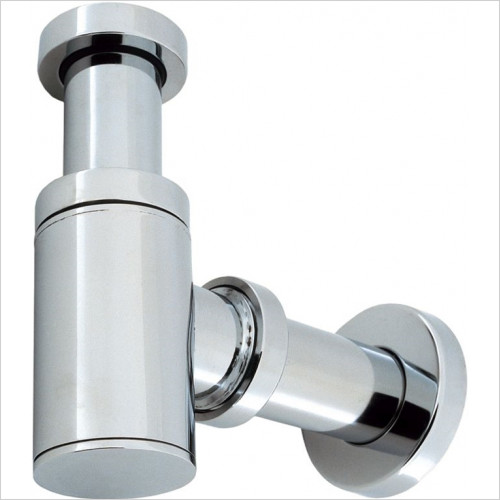 Crosswater - Bathrooms - Millennium Small Bottle Trap With 400mm Pipe