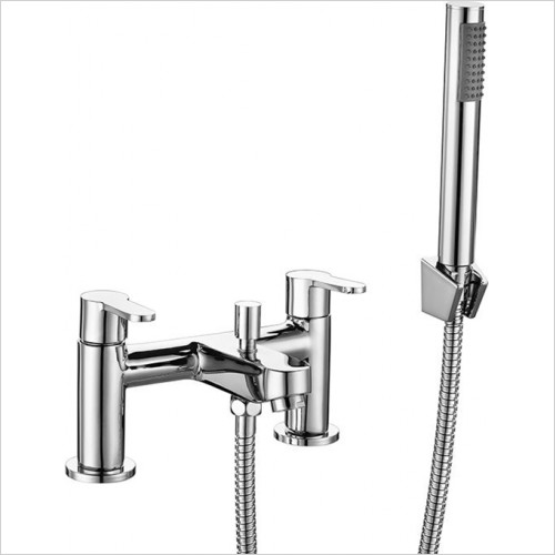 Abacus - Ala-C Deck Mounted Bath Shower Mixer