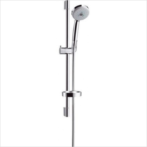 Hansgrohe - Bathrooms - Croma 100 Multi/Unica'C Set 0.65m