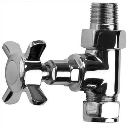 SBH - Traditional Cross Head Valve Straight (Pair)