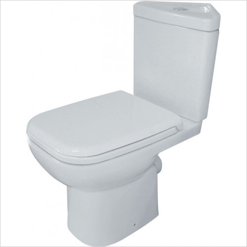 essentials - Violet Corner WC Pack Including Seat