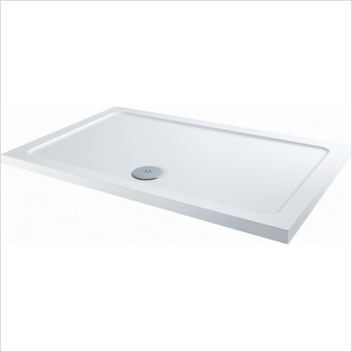 Scudo Bathrooms - 40mm Rectangle Shower Tray
