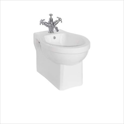 Burlington - Bathrooms - Wall Hung Bidet
