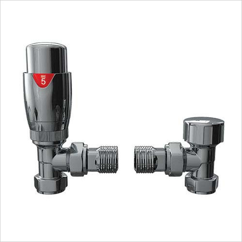 Redroom - Angled Thermostatic Valve Pack