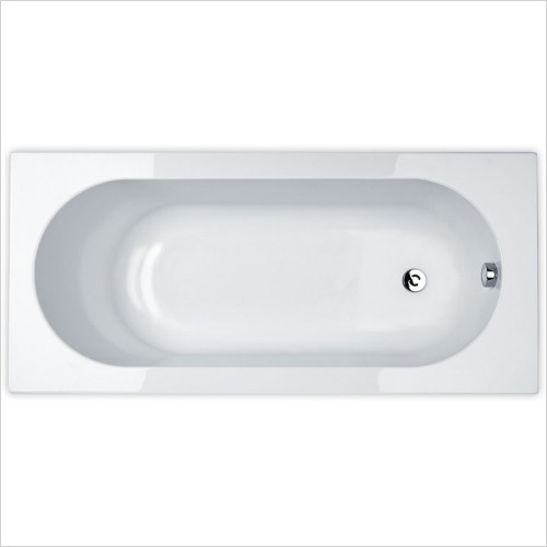 essentials - Kingston Single Ended Bath 1700 x 700mm NTH