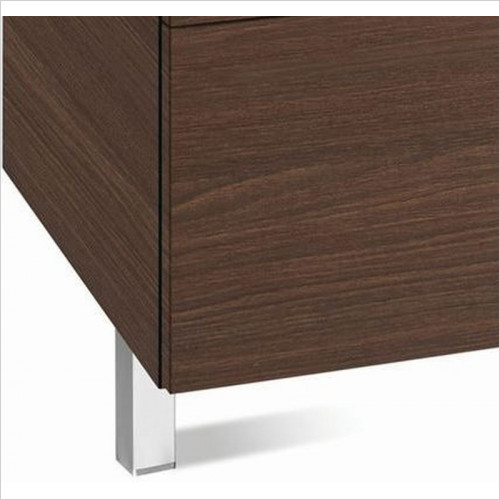 Roca - Victoria-N Optional Legs For 3 Drawer Units (Pair) H110mm