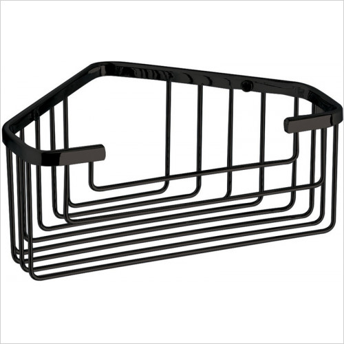 Bathroom Origins - Gedy Deep Corner Basket