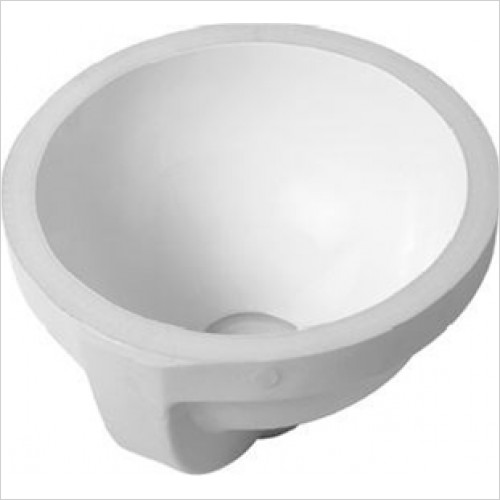 Duravit - Bathrooms - Architec Undercounter Basin 270mm Circular