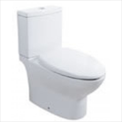 Eastbrook - Ultima WC Pan & Soft Close Seat