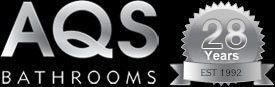 AQS Bathrooms Logo