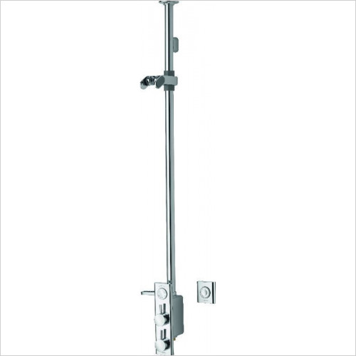 HiQu Digital Shower Exposed - Gravity Pumped