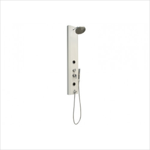 Gedy Thermostatic Shower Column.Aqs Bathrooms Online Store Bathroom Origins Gedy Dino Fold Up