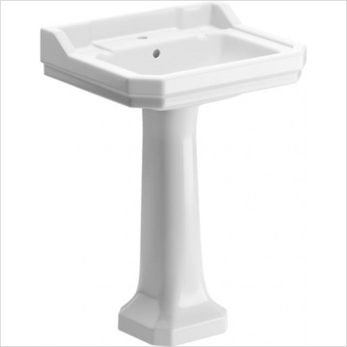 Basin _AND_ Pedestal