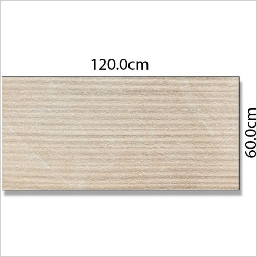 Lastra Matt Porcelain Tile 120 x 60cm, 1 Box