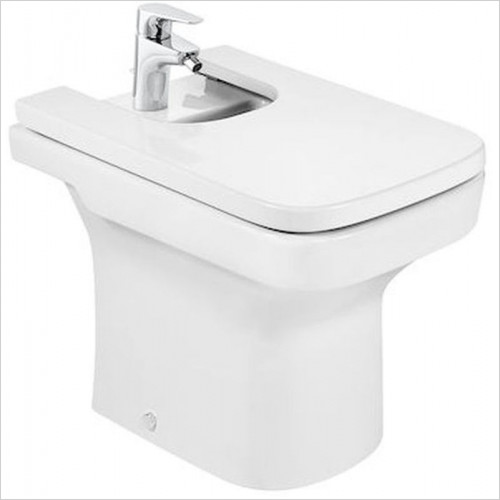 Roca - Dama-N Floor-Standing Bidet Excludes Cover 1TH