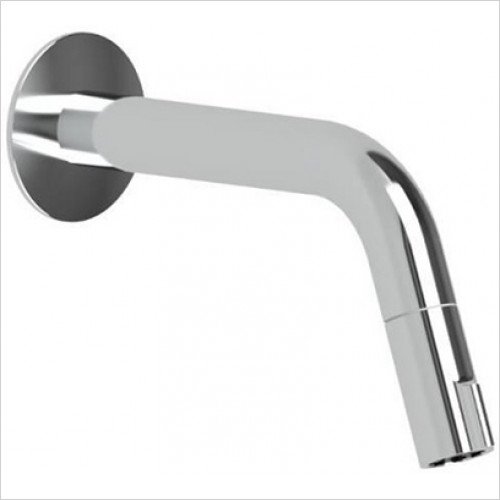 Bagno Design - Aquaeco Wall Mounted Minimalistic Pillar Tap